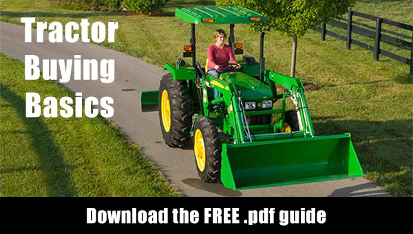 Tractor Buying Guide (pdf)