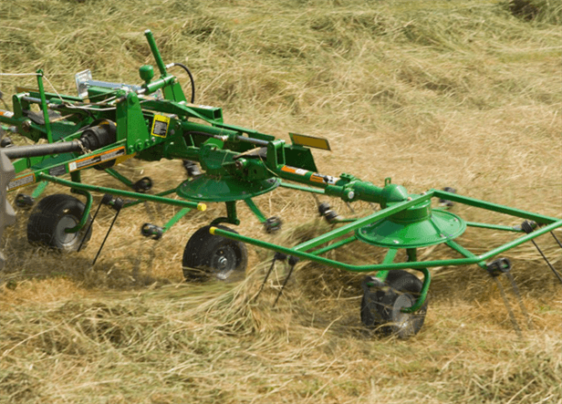 Hay & Forage Attachments