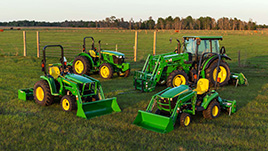 Equipment: Why Do I Need A Tractor?