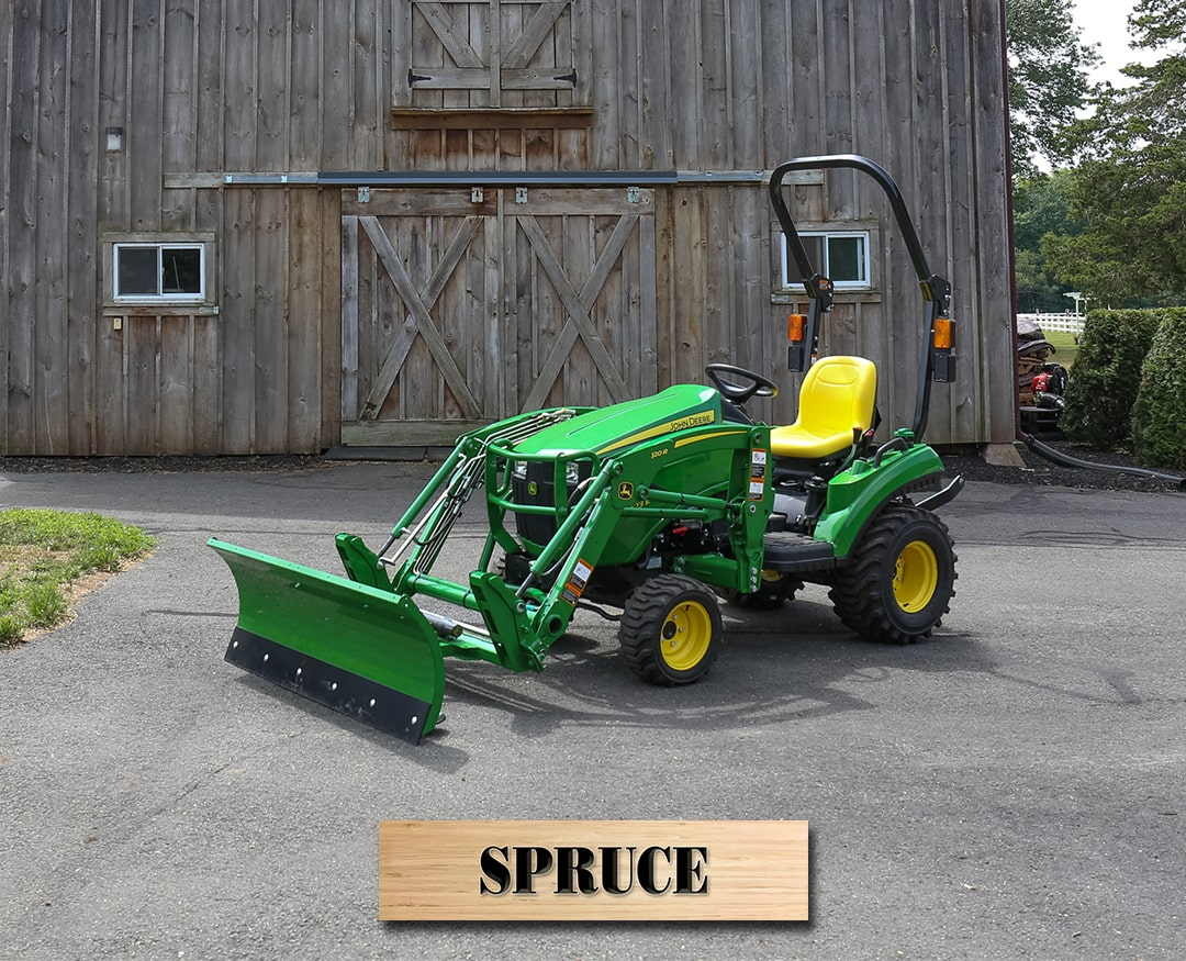 Spruce: 1023E (23+ hp) Tractor Package Special