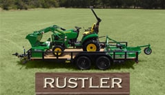 Rustler: 2025R (25 hp) Tractor Package Special