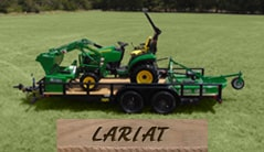 Lariat: 2032R (32 hp) Tractor Package Special