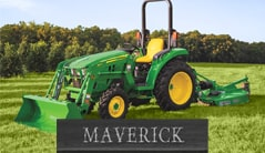 Maverick: 3025D (25 hp) Tractor Package Special