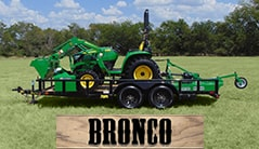 Bronco: 3032E (30+ hp) Tractor Package Special