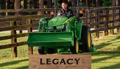 Legacy: 3033R (33 hp) Tractor Package Special