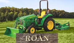 Roan: 3035D (35 hp) Tractor Package Special