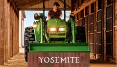 Yosemite: 4052R (52 hp) Tractor Package Special