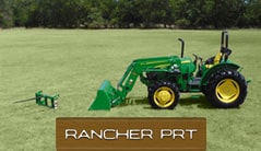 Rancher PRT: 5055E (55 hp*) Tractor Package Special