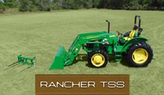 Rancher TSS: 5055E (55 hp*) Tractor Package Special