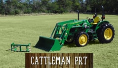 Cattleman PRT: 5065E (65 hp*) Tractor Package Special