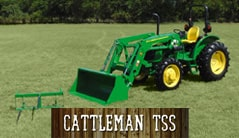 Cattleman TSS: 5065E (65 hp*) Tractor Package Special