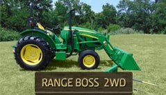 Range Boss 2WD: 5075E (75 hp*) Tractor Package Special