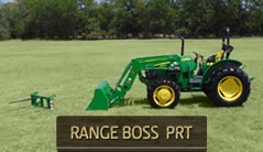 Range Boss PRT: 5075E (75 hp*) Tractor Package Special