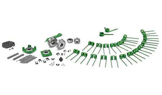 Restocking of Select New John Deere Round Baler Wear Parts