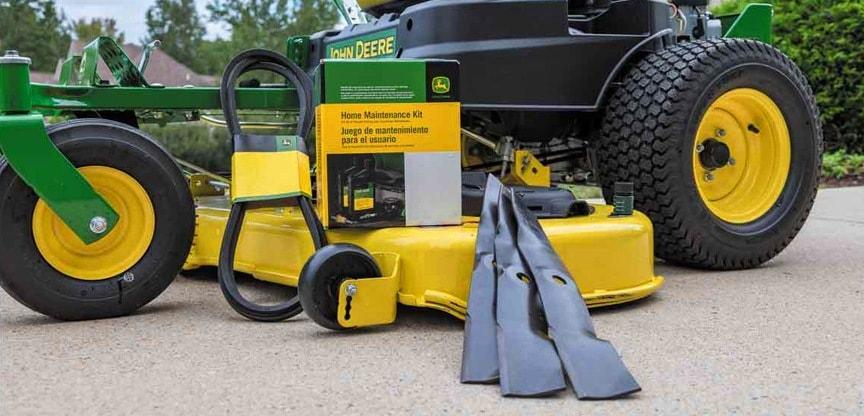 Home Maintenance Kits and Mower Blades