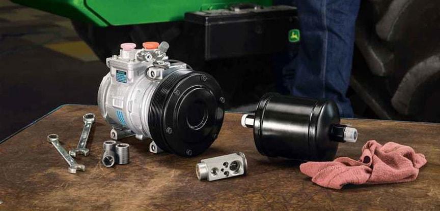 John Deere Air Conditioner Parts for 6 & 7 Series Tractors
