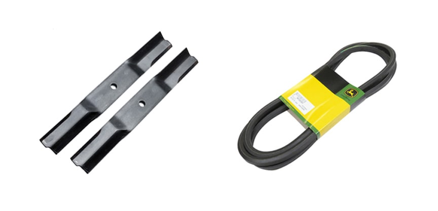 UAT is offering 15% OFF of Mower Blades and Belts