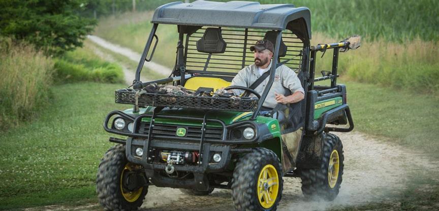 Riding Lawn Equipment Attachments