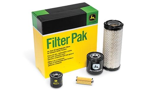 Filter Paks