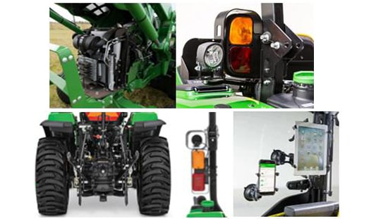 1-5 Series Tractor Parts