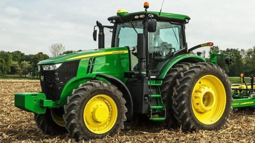 Row Crop Tractor Inspections