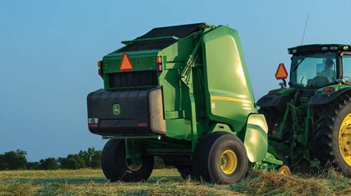 Round and Square Baler Inspection