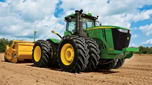 Tractor Inspections 4WD