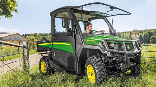 Gator Utility Vehicles Full Service and Inspection