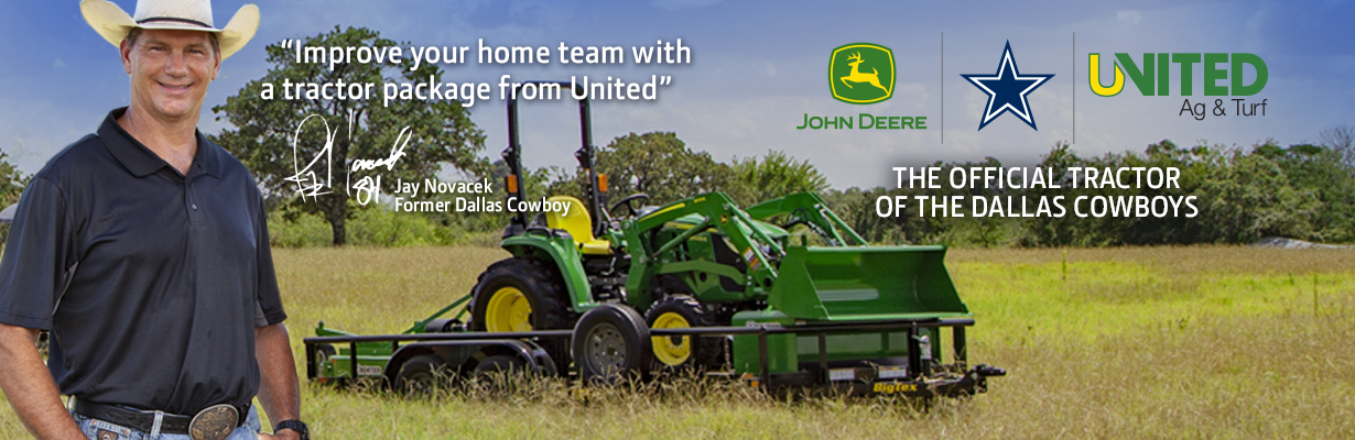 United Ag & Turf | John Deere - 29 locations in Texas