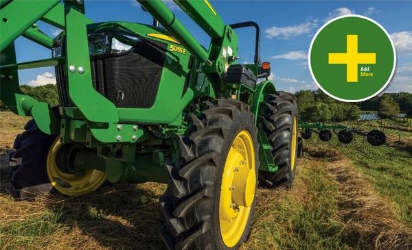 5E Utility Tractors