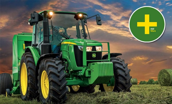 5R Utility Tractors