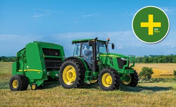 6E Utility Tractors
