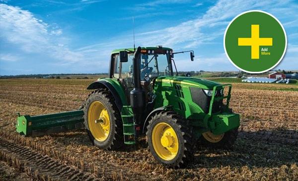 6M Utility Tractors