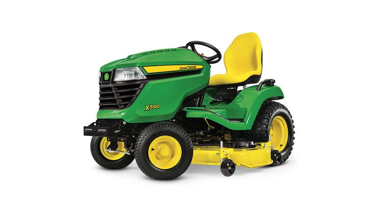 X500 Series Mowers