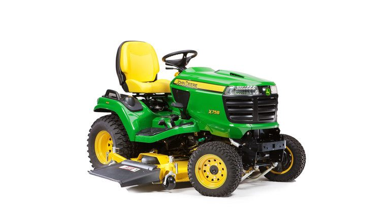 X700 Series Mowers