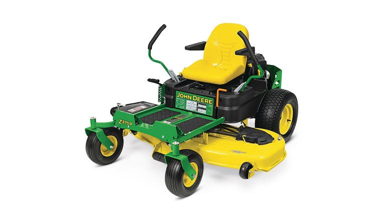 Z300 Series Mowers
