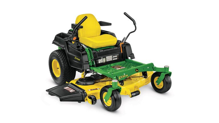 Z500 Series Mowers