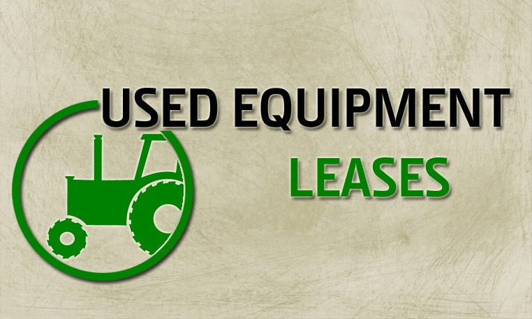 Used Equipment Leases