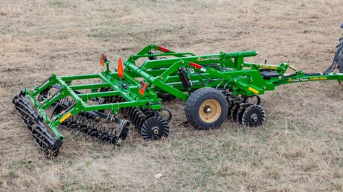 Great Plains Ag Vertical Tillage