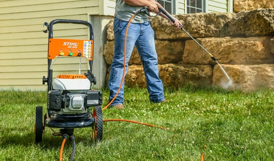 RB 200 Pressure Washer