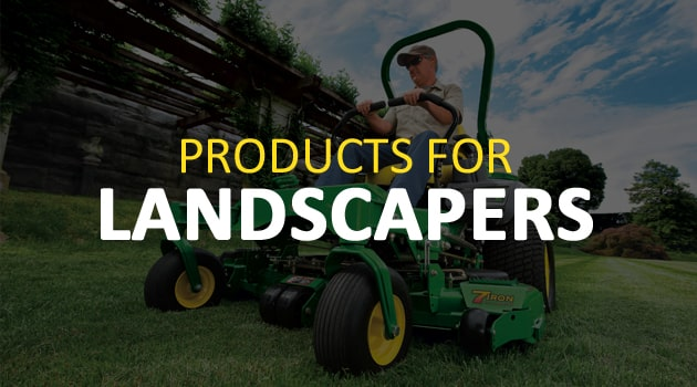 Products for Landscapers