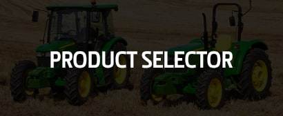 Get help finding the John Deere that's right for you